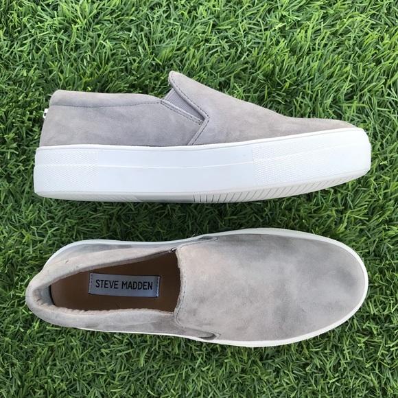 Steve Madden Shoes | Gills Slip On